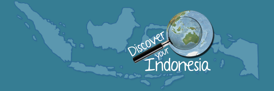 Logo Discover your indonesia